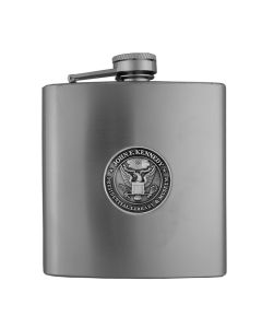 JFK Presidential Seal Flask