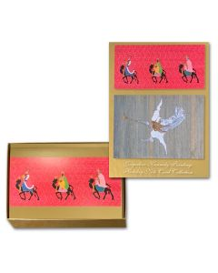 Jacqueline Kennedy Paintings Holiday Note Card Collection