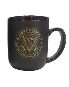 JFK Presidential Seal Mug