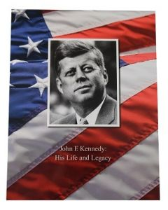 JFK Museum Souvenir Guide Book