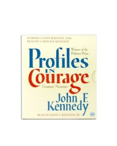 Profiles in Courage Audio Book Read by John F. Kennedy Jr.