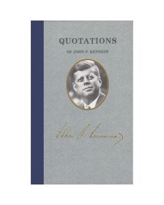 Quotations of John F. Kennedy Book