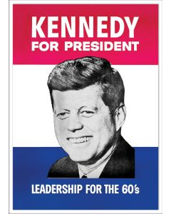 JFK for President Postcard