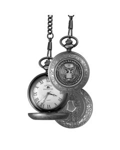 JFK Presidential Seal Pocket Watch