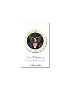 JFK Presidential Seal Pin