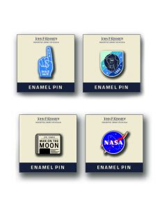 Space Travel Enamel Pins