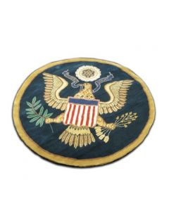 Great Seal of the United States Wool Rug