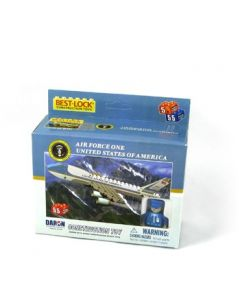 Air Force One Construction Toy Set