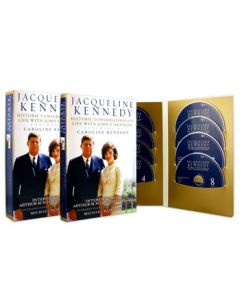 Jacqueline Kennedy: Historic Conversations on Life with John F. Kennedy | Book and CDs